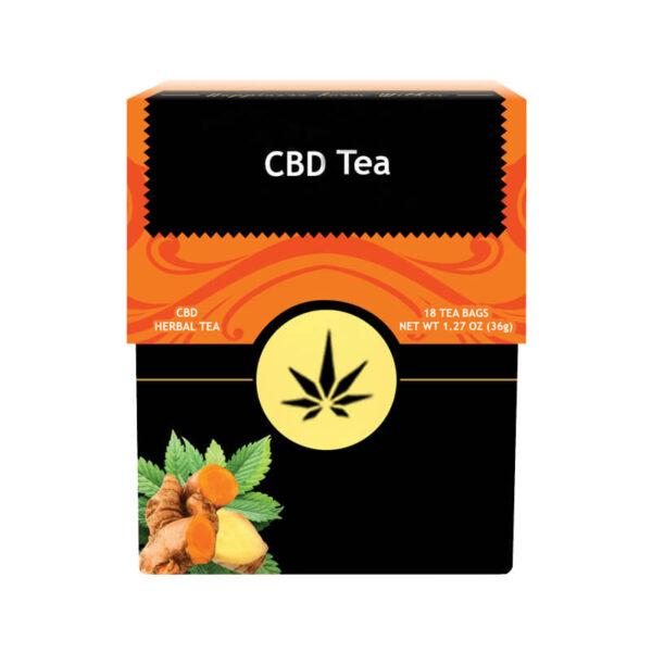 CBD Tea Boxes Printed