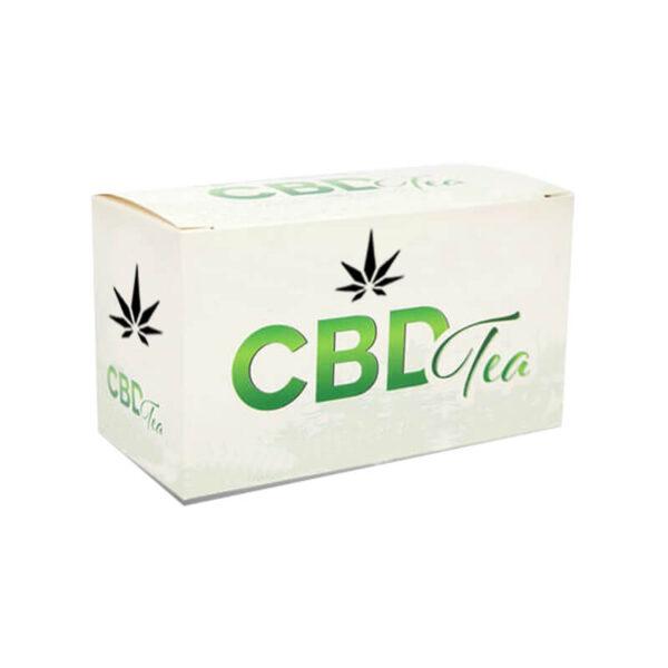 CBD Tea Boxes Custom