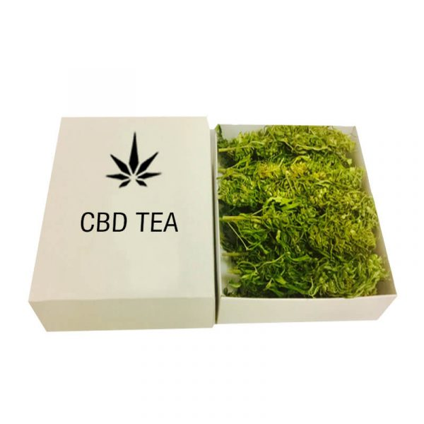 CBD Tea Boxes Wholesale