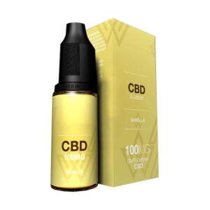 CBD Vanilla Oil Boxes Manufacturer