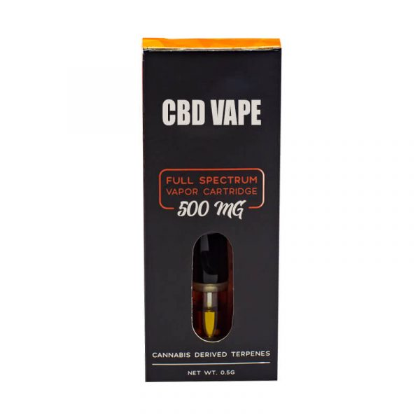 CBD Vape Kits Boxes Printed