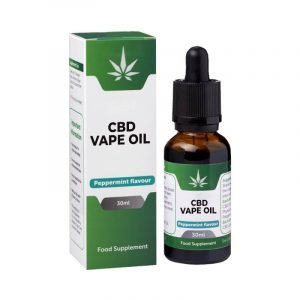 CBD Vape Oil Boxes Customized