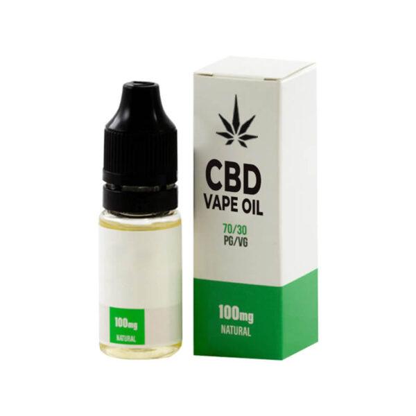 CBD Vape Oil Boxes Custom