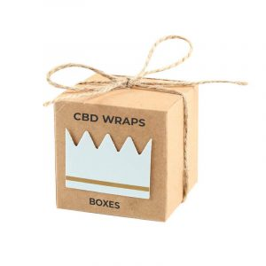 CBD Wraps Boxes Packaging