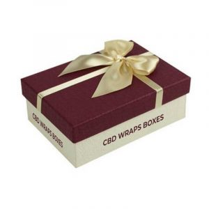 CBD Wraps Boxes Wholesale