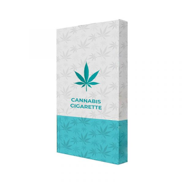 Cannabis Cigarette Boxes Custom