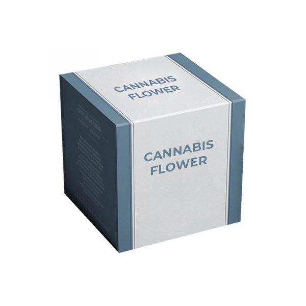 Cannabis Flower Boxes Printed