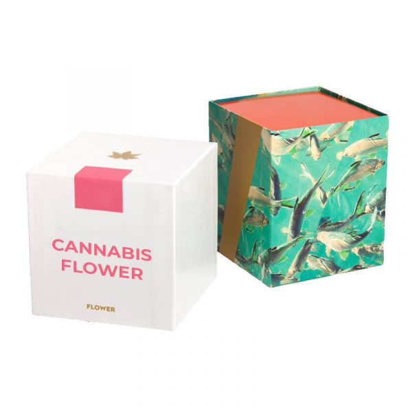 Cannabis Flower Boxes Wholesale