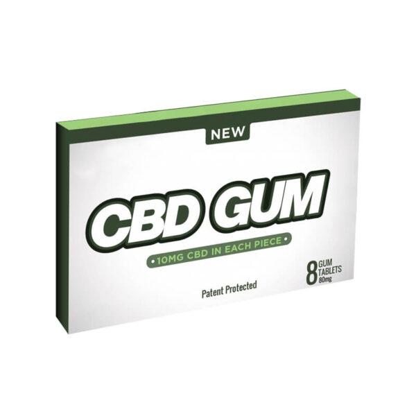 Custom CBD Gum Boxes Retail
