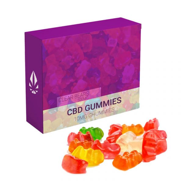 Custom CBD Gummies Retail