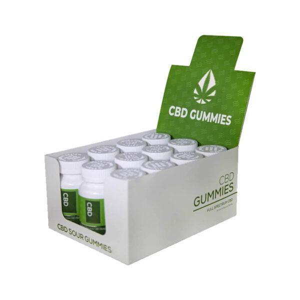 Custom CBD Gummies Wholesale