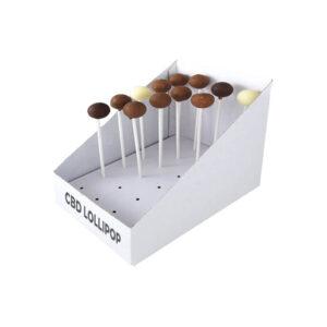 Custom CBD Lollipop Boxes Retail