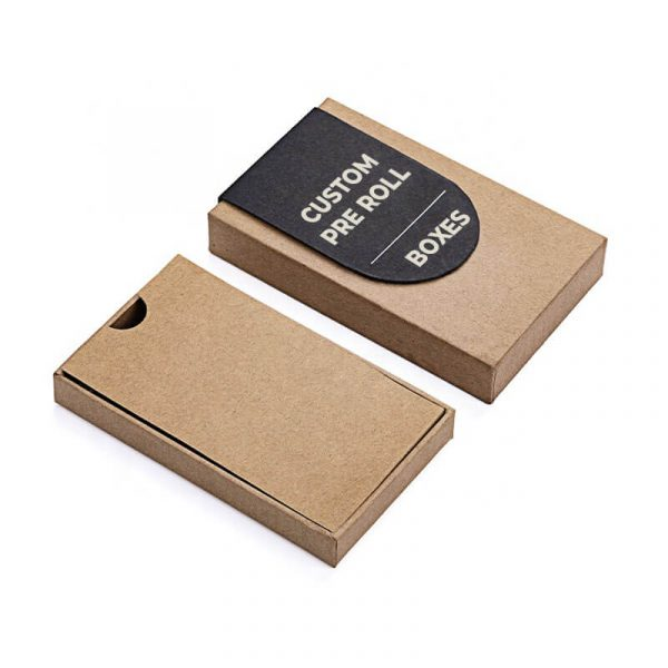 Custom Pre Roll Boxes Manufacturer