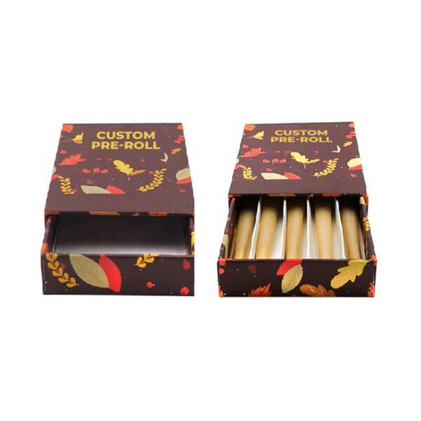 Custom Pre Roll Boxes Wholesale