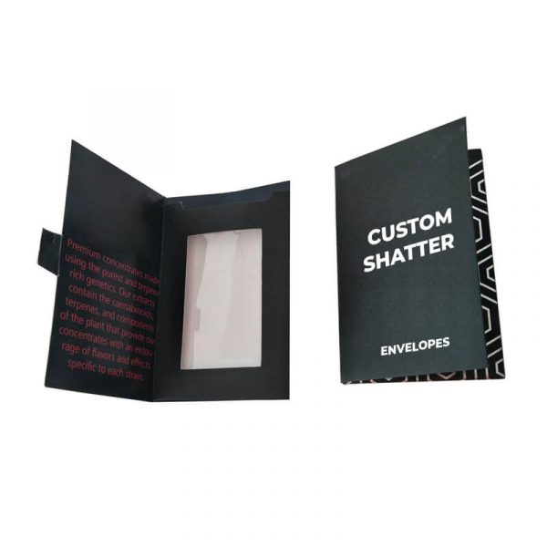 Custom Shatter Envelopes Packaging