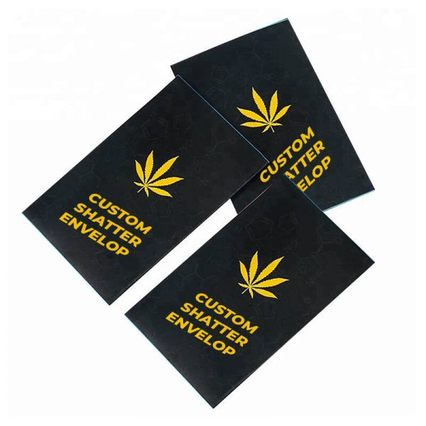 Custom Shatter Envelopes Manufacturer