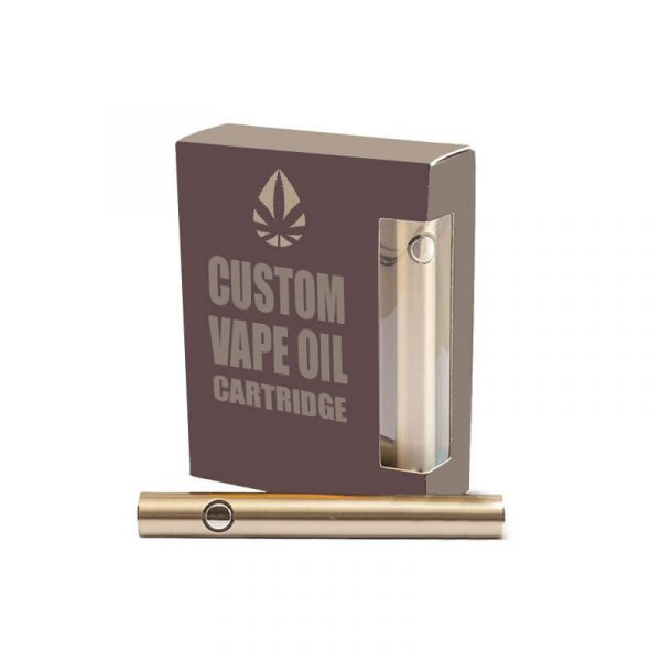 Custom Vape Oil Cartridge Boxes Printed