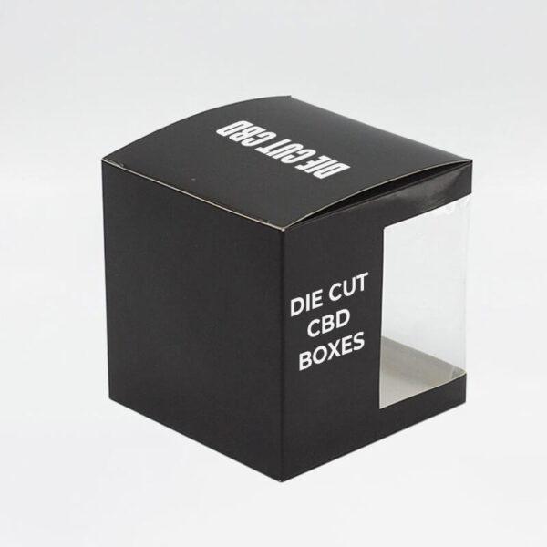 Die Cut CBD Boxes Customized