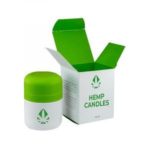 Hemp Candles Boxes Manufacturer