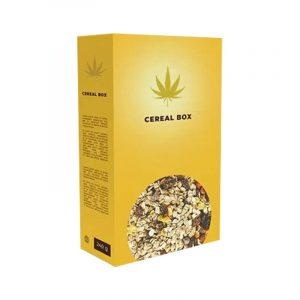 Hemp Cereal Boxes Manufacturer