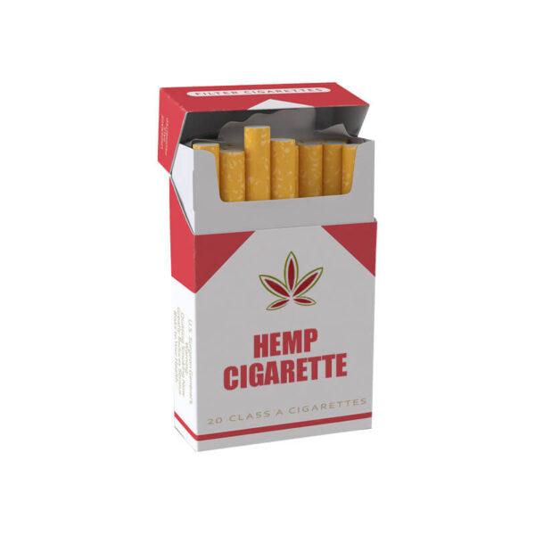 Hemp Cigarette Boxes Retail