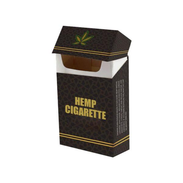 Hemp Cigarette Boxes Custom