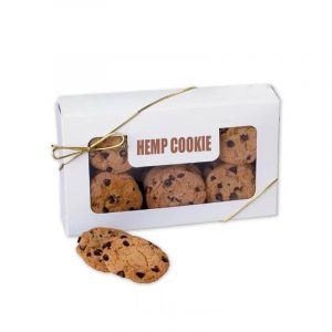 Hemp Cookie Boxes Retail