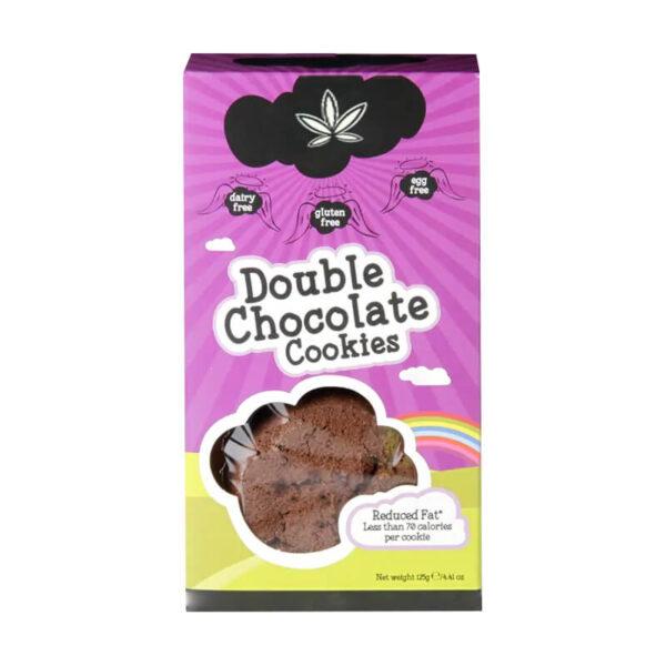 Hemp Cookie Boxes Printed