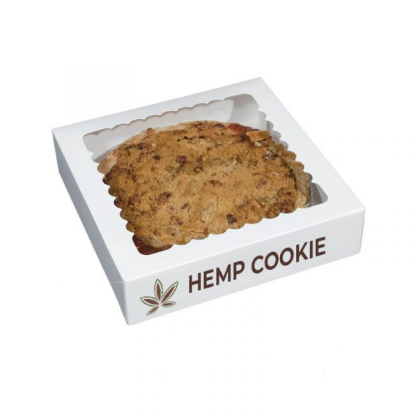 Hemp Cookie Boxes Custom