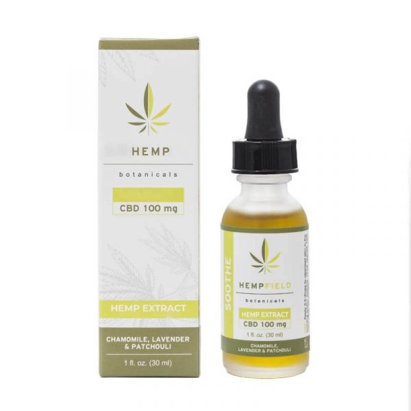 Hemp Extract Boxes Packaging