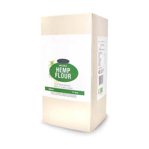 Hemp Flour Boxes Customized