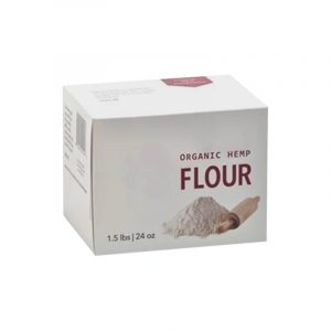 Hemp Flour Boxes Printed