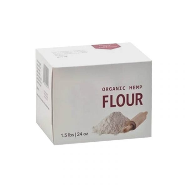 Hemp Flour Boxes Printed