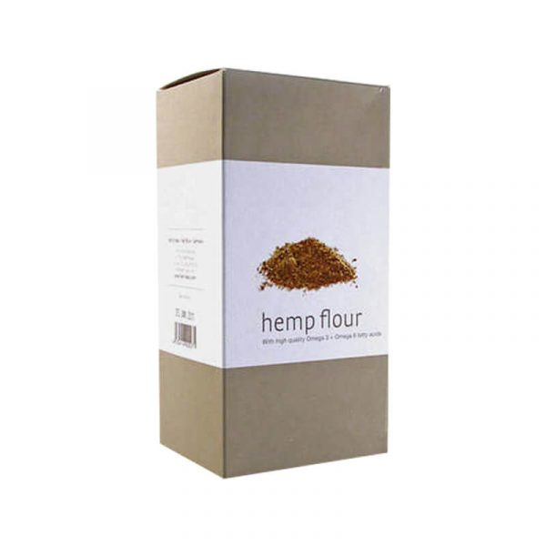 Hemp Flour Boxes Custom
