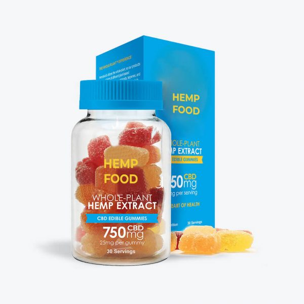 Hemp Food Boxes Customized