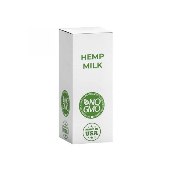 Hemp Milk Boxes Custom
