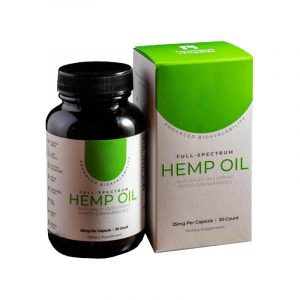 Hemp Oil Boxes Retail