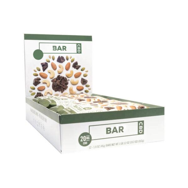 Hemp Protein Bar Boxes Customized