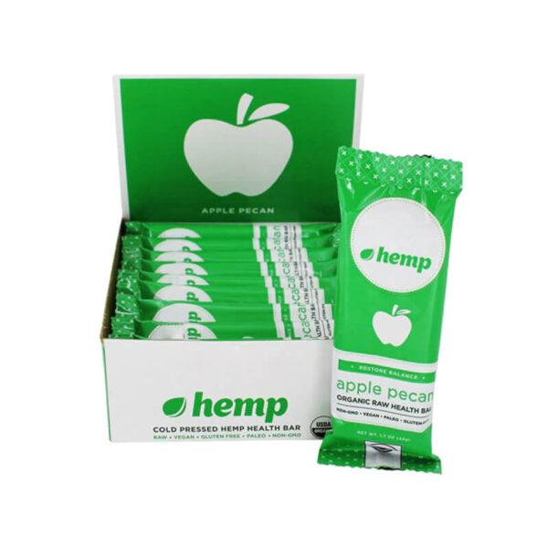 Hemp Protein Bar Boxes Printed