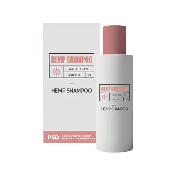 Hemp Shampoo Boxes Manufacturer