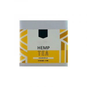 Hemp Tea Boxes Packaging