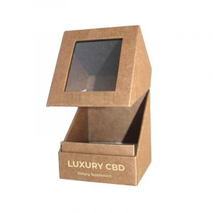 Luxury CBD Boxes Packaging