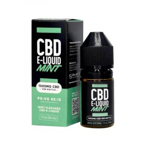 Mint CBD Oil Boxes Retail
