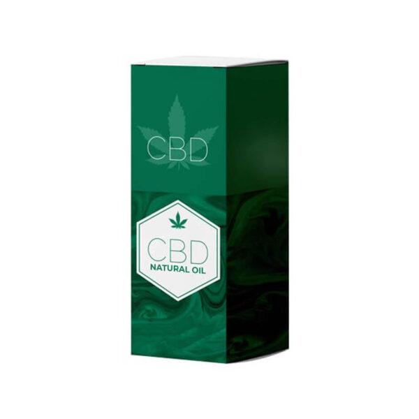 Natural CBD Oil Boxes Retail