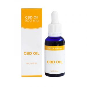 Natural CBD Oil Boxes Manufacturer