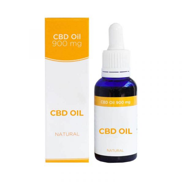 Natural CBD Oil Boxes Manufacturer