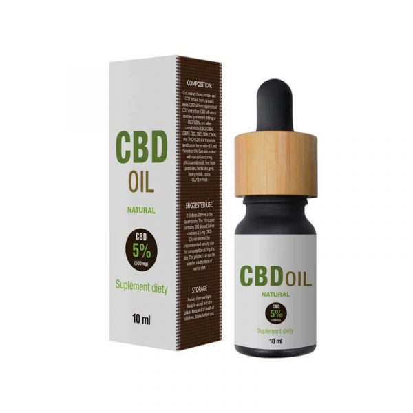 Natural CBD Oil Boxes Customized