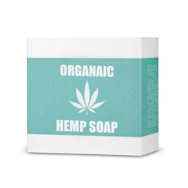 Organic Hemp Soap Boxes Retail