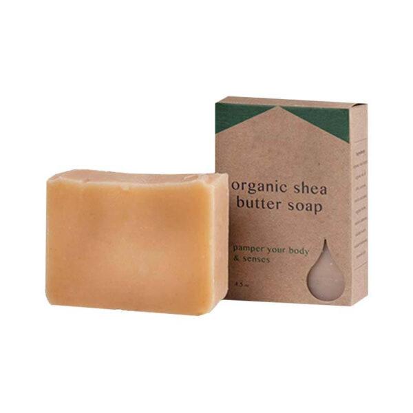 Organic Hemp Soap Boxes Custom