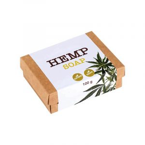 Organic Hemp Soap Boxes Manufacturer